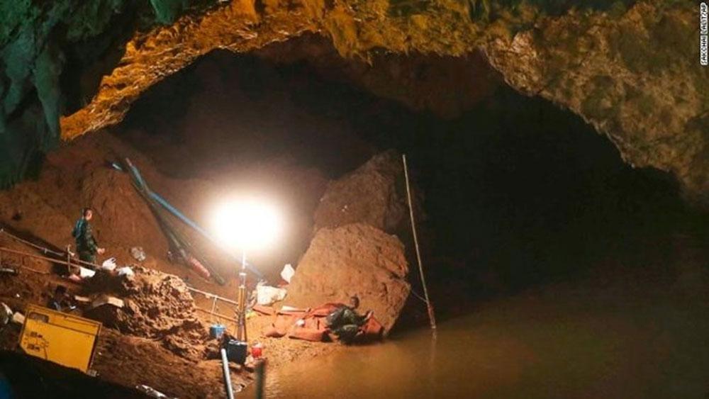 Hang Tham Luang trở thành bảo tàng về hoạt động giải cứu đội bóng