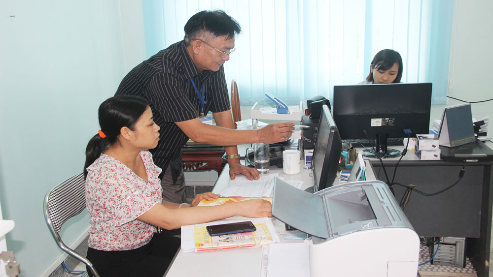 thu ngân sách nhà nước, Bắc Giang