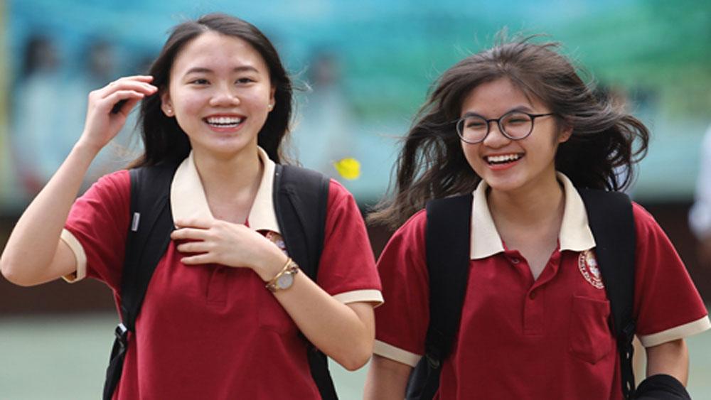 Hơn 97% học sinh lớp 12 đỗ tốt nghiệp