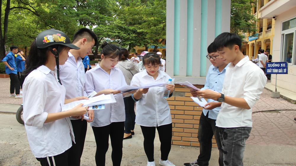 Cùng con chọn nghề, báo Bắc Giang điện tử, lựa chọn nghề phù hợp, năng lực, sở thích