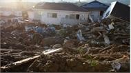 Gần 200 người thiệt mạng do mưa lũ tại Nhật Bản