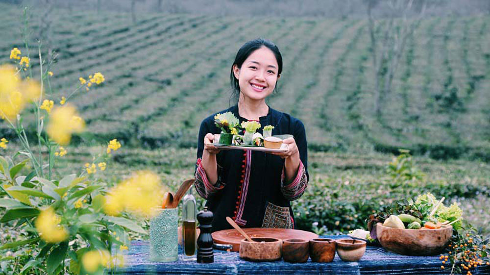 Vietnamese student, Australia, YouTube, food channel, uong Anh's Cooking Journey, Vietnam's tourist spots, cooking arts, culture and gastronomy