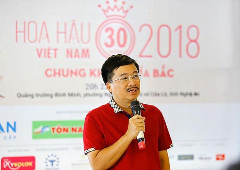 HHVN 2018, Cửa Lò, Nghệ An, chung khảo, Hoa hậu Việt Nam