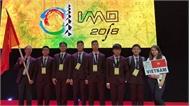 Học sinh Việt Nam giành 6 huy chương tại Olympic Toán học quốc tế năm 2018