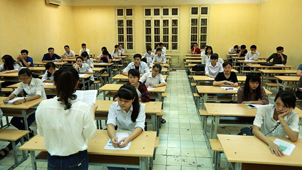 Bộ GDĐT, vào cuộc, dấu hiệu, bất thường, kết quả, thi THPT quốc gia, Hà Giang