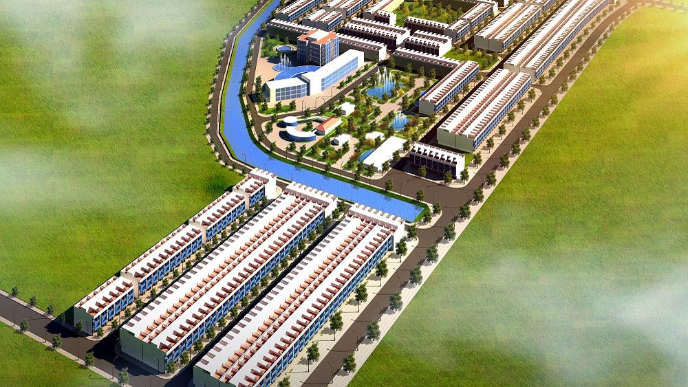 Bàn giao đất nền thực địa và mở bán đợt 3 dự án Thiên Lộc Sông Công