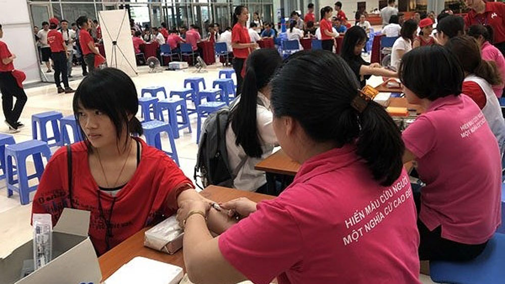 Festival marks end of Red Journey blood drive in Hanoi