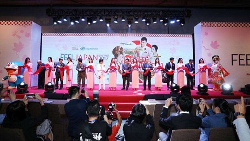 """Feel Japan"" festival offers unique experiences of Japanese culture"