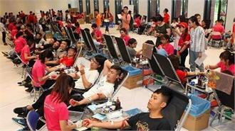 Hành trình Đỏ 2018 thu nhận hơn 42.000 đơn vị máu