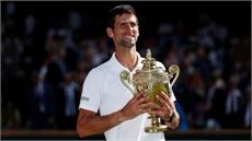 Djokovic lần thứ tư đăng quang Wimbledon