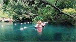 Green Nuoc Mooc stream in Quang Binh