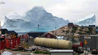 Nguy cơ sóng thần từ tảng băng khổng lồ