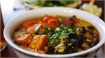 Snail noodle soup: A dish brings the breath of Hanoi