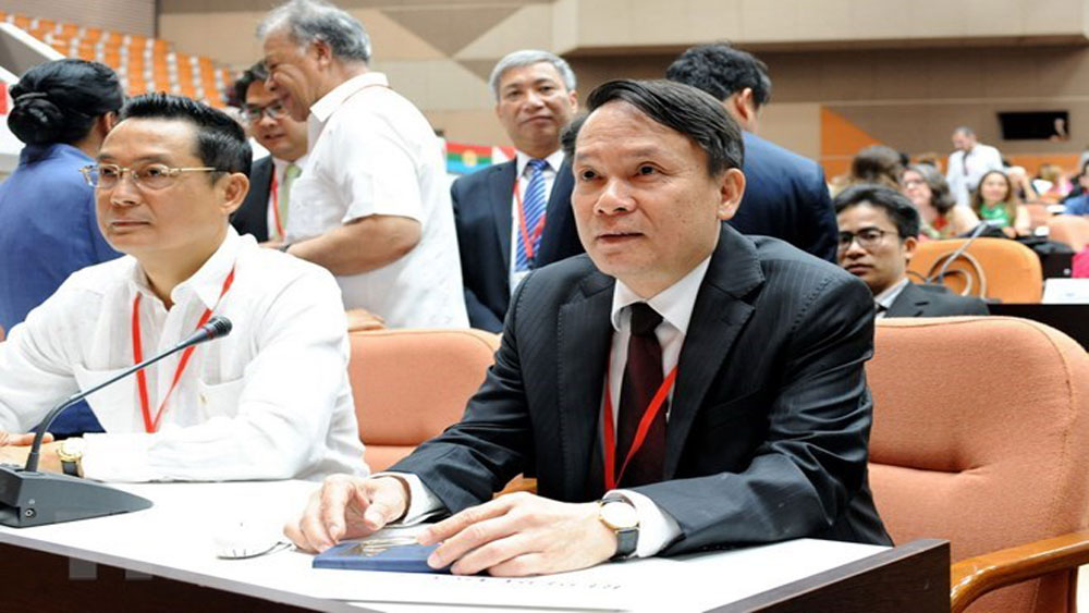 Vietnam, Sao Paulo Forum, Cuba, Nguyen Duc Loi, opening ceremony, progressive governments, three-day forum, progressive movements