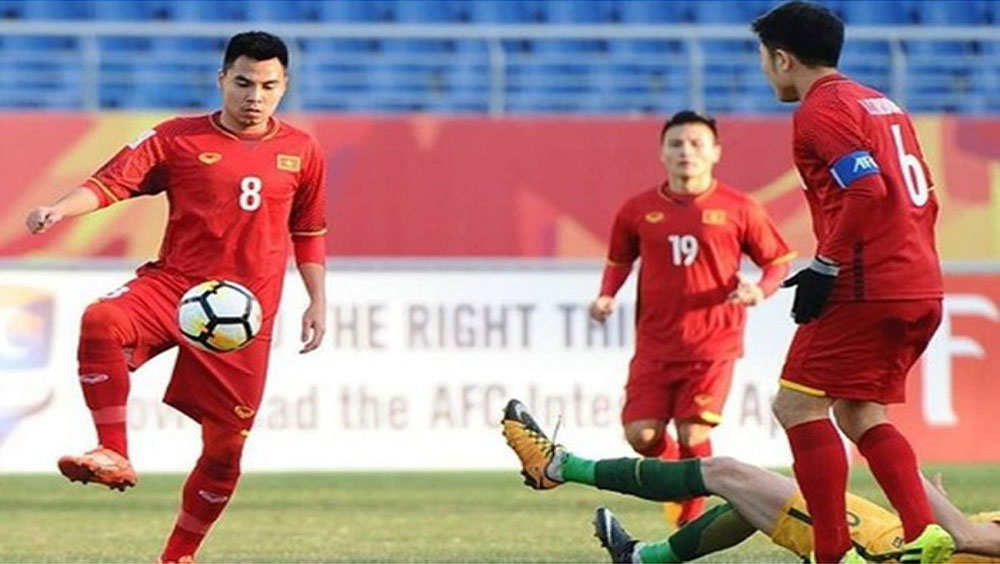 Triệu tập 30 tuyển thủ Đội tuyển Olympic Việt Nam dự ASIAD 2018