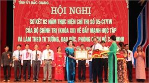 Đài Truyền thanh TP học tập và làm theo tấm gương đạo đức Hồ chí Minh