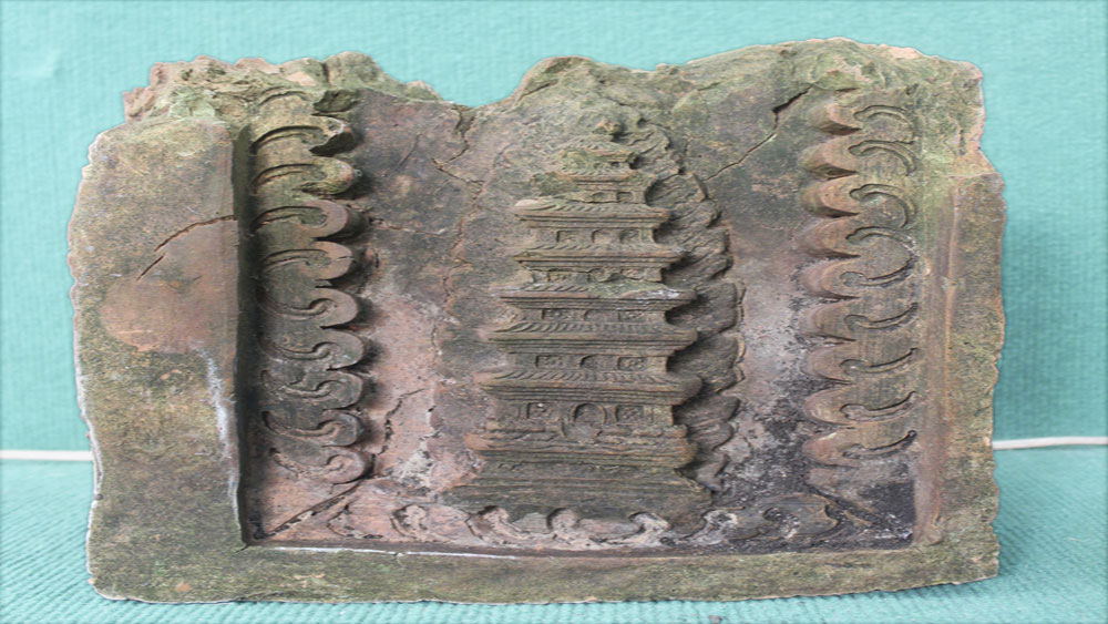 Tran dynasty relics found in Yen The district