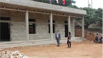 Hỗ trợ đầu tư cơ sở hạ tầng cho thôn, bản đặc biệt khó khăn nhất tỉnh