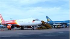 Nhiều chuyến bay đến Thanh Hóa, Vinh bị hủy do bão