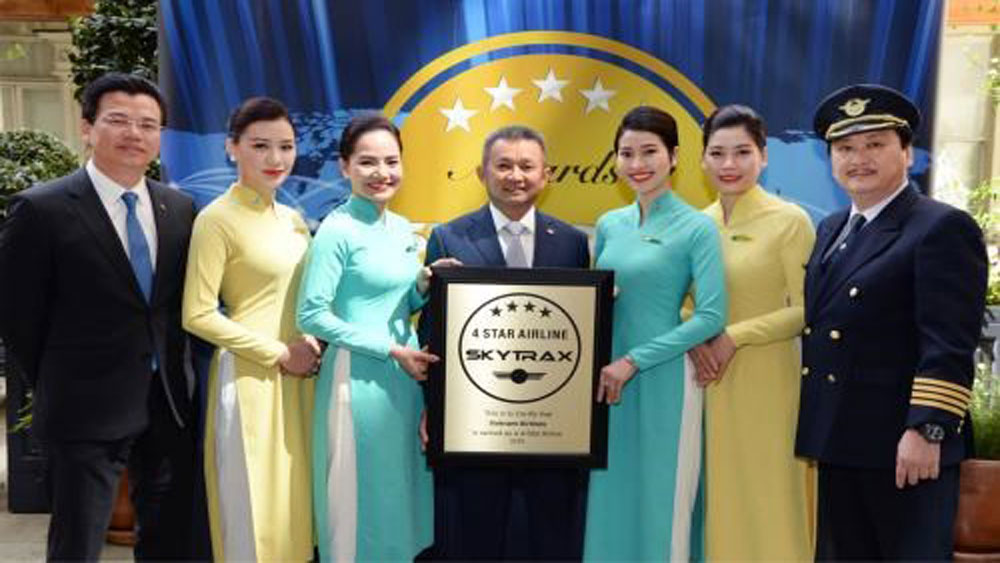 National flag carrier continues to be certified as 4-star airline