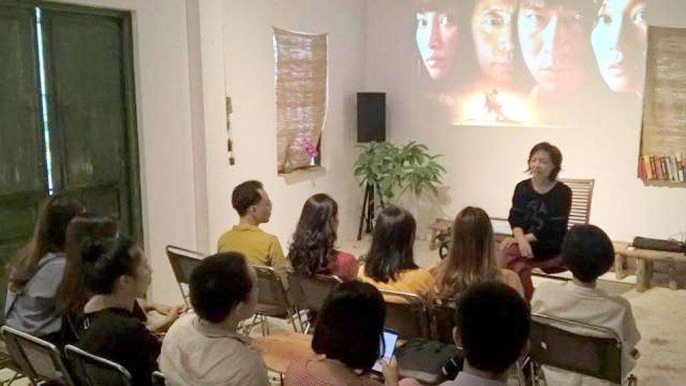 Okia Cinema: A club for cinema enthusiasts in Hanoi