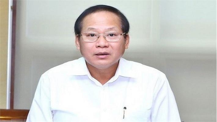 Quyết định thi hành kỷ luật đối với Bộ trưởng Trương Minh Tuấn