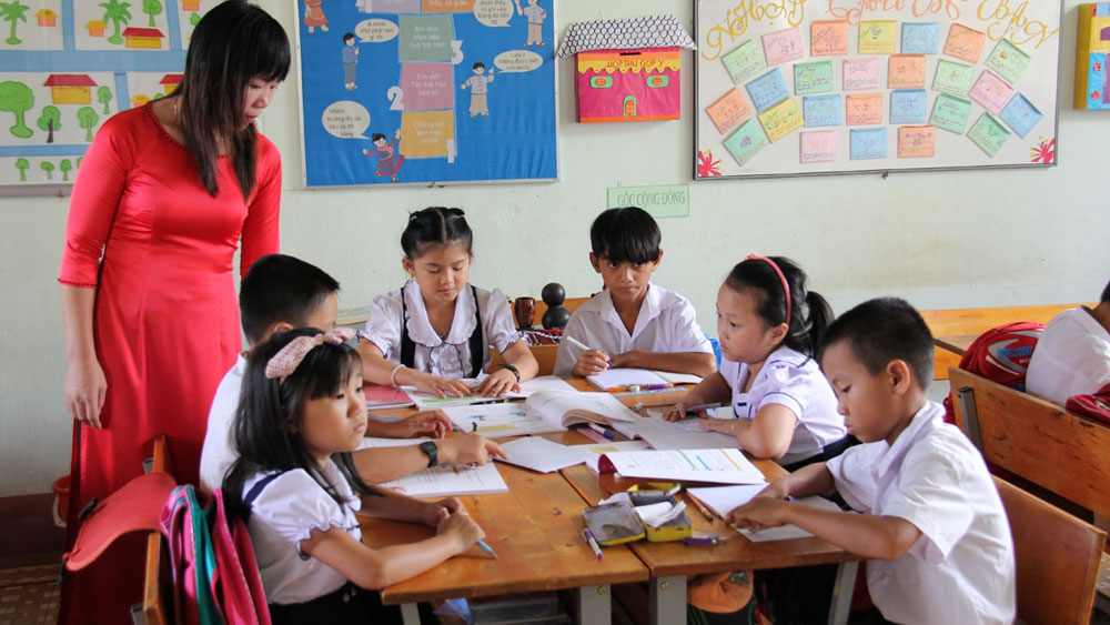 National press contest on Vietnamese education launched