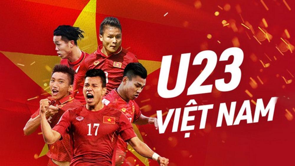 Lịch thi đấu cụ thể U23 Việt Nam tại giải tứ hùng U23 Quốc tế 2018