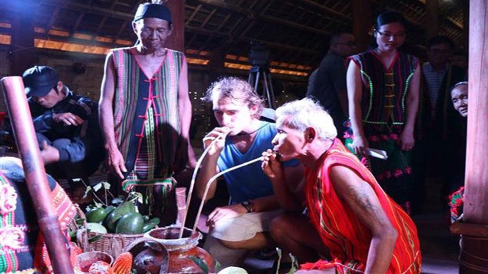 Dak Nong: avocado festival of M'Nong ethnic group re-enacted