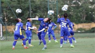 National women football team prepares for ASIAD 2018