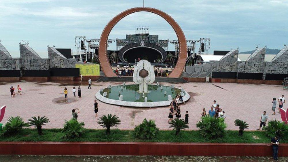 Lộ diện sân khấu hoành tráng Chung khảo phía Bắc HHVN 2018 trước giờ G