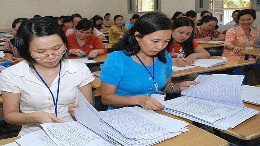 Chấm thẩm định bài thi THPT quốc gia: Lâm Đồng, Bến Tre giữ nguyên kết quả