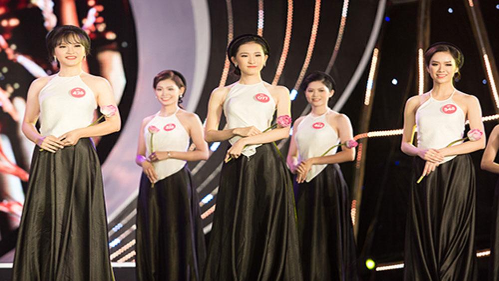 25 thí sinh phía Bắc vào chung kết Hoa hậu Việt Nam 2018