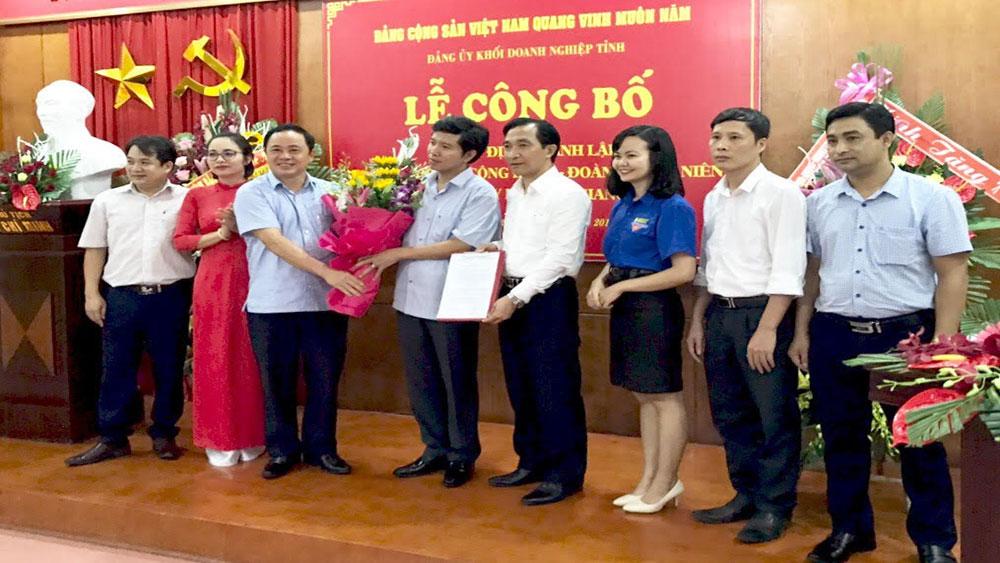 Thành lập Đảng bộ Tổng Công ty May Bắc Giang LGG