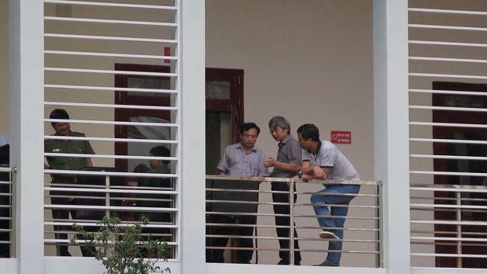 Sơn La, Phó Giám đốc Sở GD&ĐT, liên quan, sửa điểm thi
