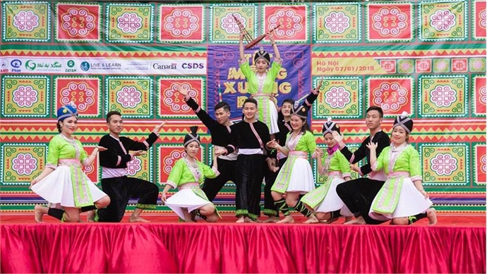 H'mong youth club acts to preserve and promote their indigenous culture