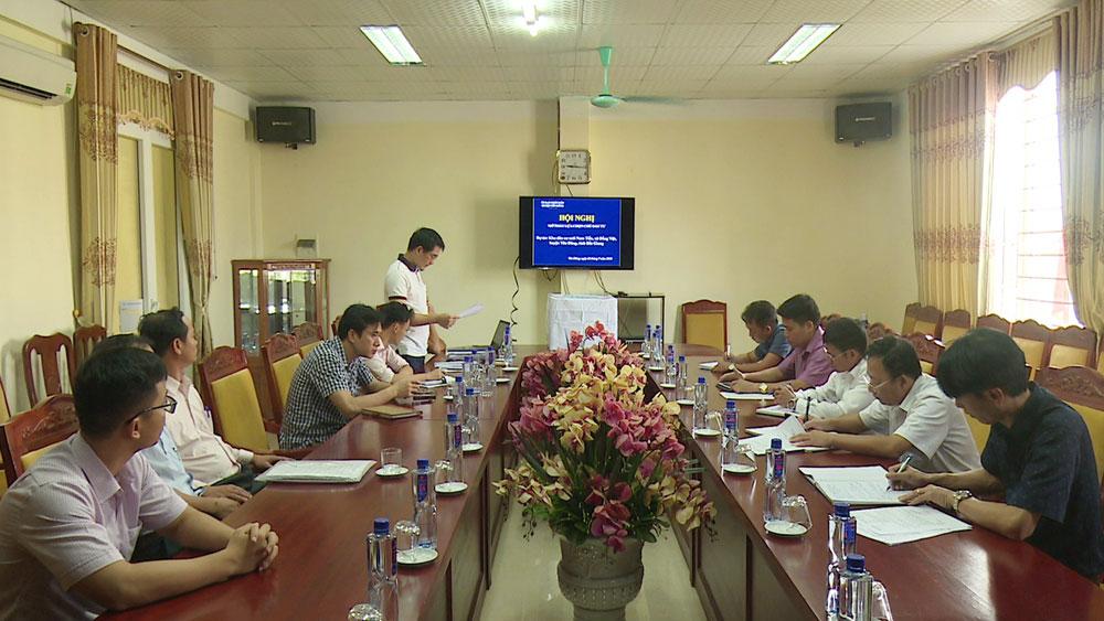 Yên Dũng: Mở thầu Dự án khu dân cư mới Nam Tiến
