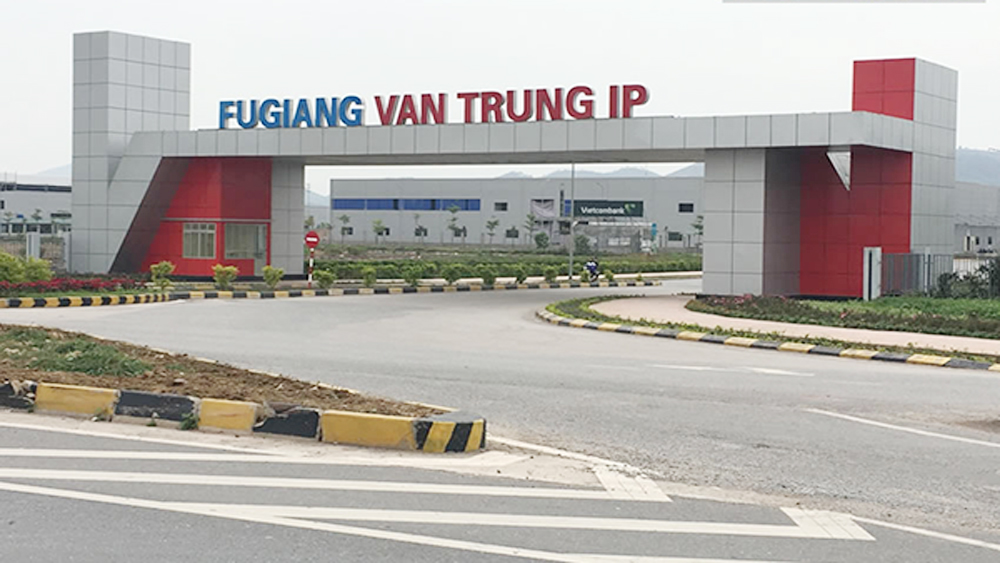 Bac Giang draws nearly 116 million USD from FDI projects