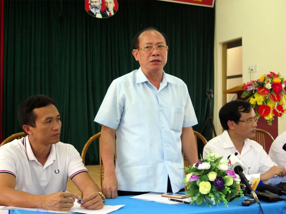 Sai phạm, Hội đồng thi THPT quốc gia, Sơn La, đặc biệt, nghiêm trọng