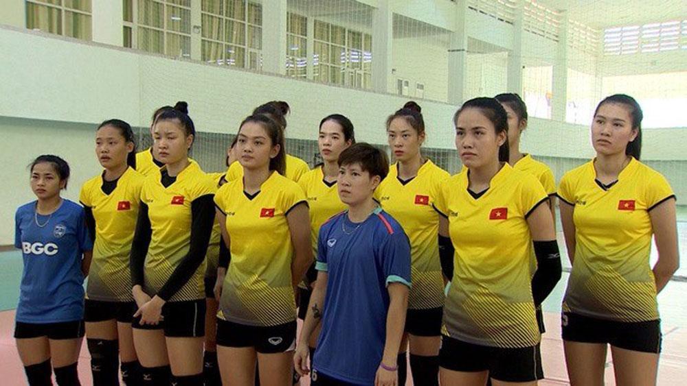 VTV, international women's volleyball, kick off, Ha Tinh province,  national team, round-robin format, annual event