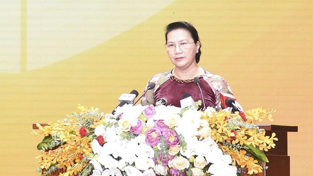Lễ kỷ niệm 10 năm Hà Nội điều chỉnh địa giới hành chính và đón nhận Huân chương Độc lập hạng Nhất