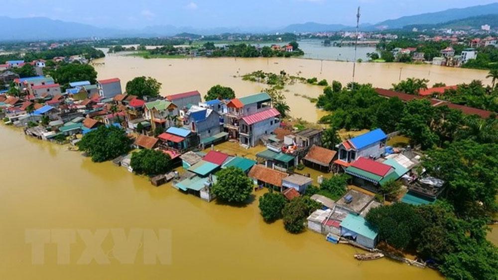Đêm 29-7, Bắc Bộ và Thanh Hóa, Nghệ An đề phòng lũ quét, sạt lở đất
