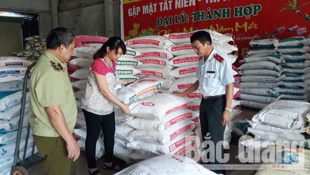 Lập lờ chất lượng thức ăn chăn nuôi