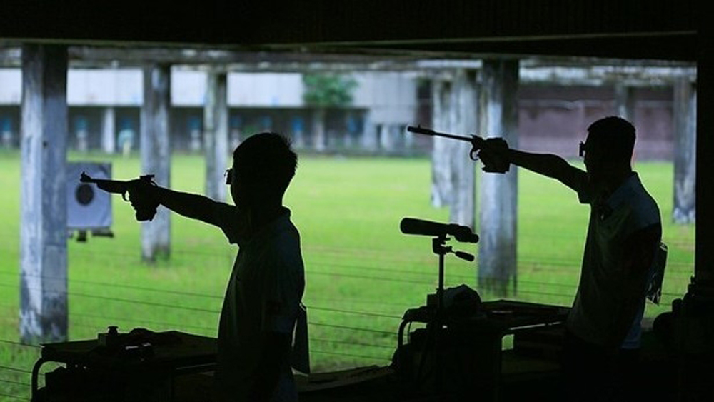 Vietnamese shooters aim for gold at ASIAD 2018