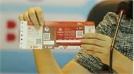 Vé xem U23 Việt Nam được gắn chip điện tử bảo mật