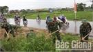 Hơn 200 cán bộ, chiến sĩ tham gia làm đẹp cảnh quan môi trường