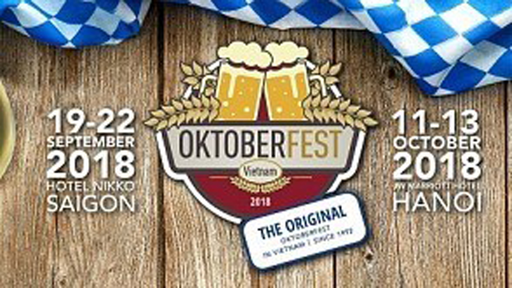 Oktoberfest to take place in HCM City in September
