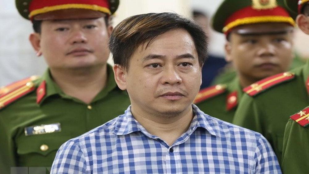 Vũ ''Nhôm'' lĩnh án 9 năm tù về tội cố ý làm lộ bí mật nhà nước