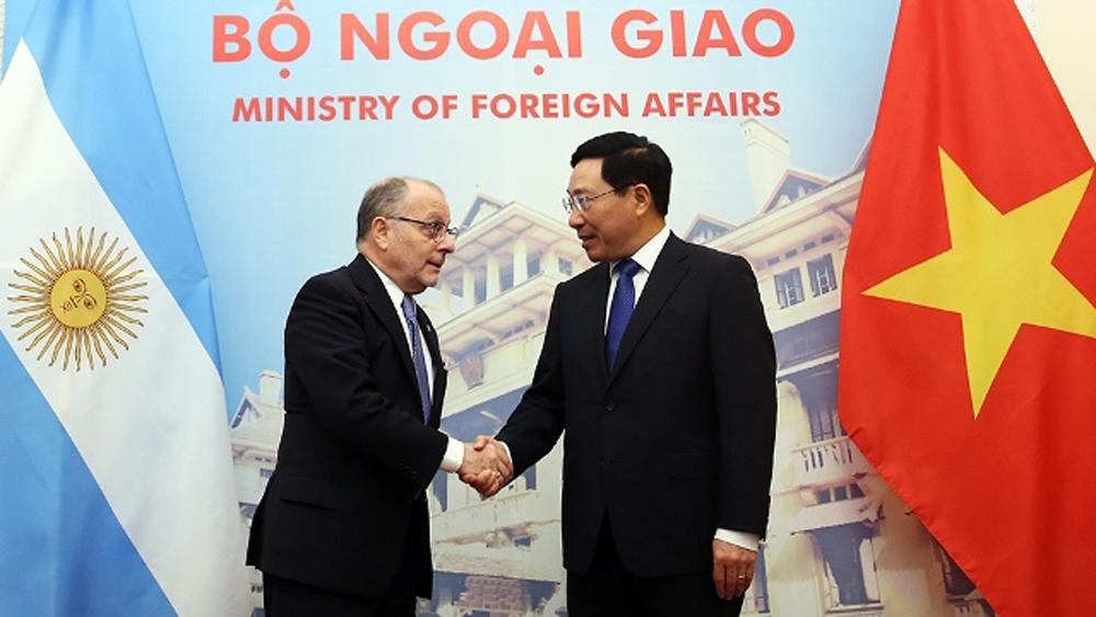 Vietnam, Argentina forge stronger collaboration