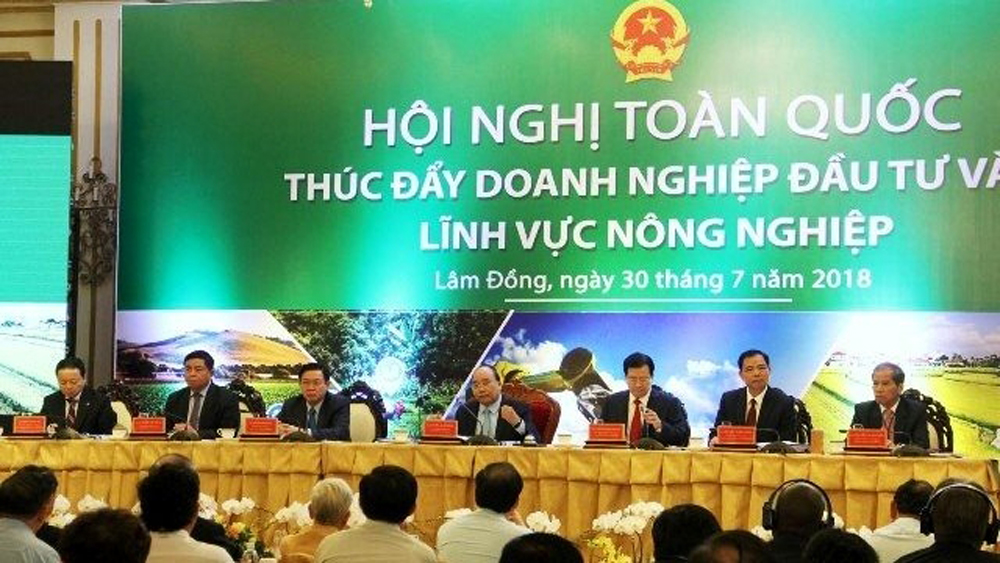 PM urges Vietnamese agriculture to be among the world's top 15 in next decade